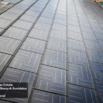 Sunslates roof