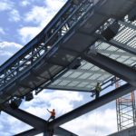 MetLife Stadium Project Installation